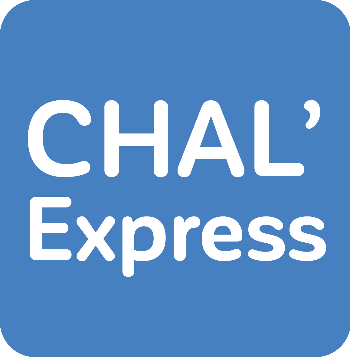 Picto CHAL'Express