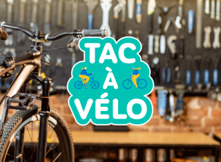 illustration tac a velo